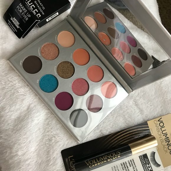Sephora Other - PUR Make Up Forever & More Eyeshadow Bundle BNIB